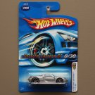 Hot Wheels 2006 First Editions Porsche Carrera GT (silver)