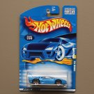 Hot Wheels 2001 Collector Series Ferrari F40 (blue)