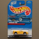 Hot Wheels 2000 Collector Series Ferrari F50 (yellow)