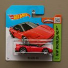 Hot Wheels 2015 HW Workshop '90 Acura NSX (red)
