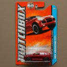 Matchbox 2013 MBX Adventure City Porsche Cayenne Turbo (red)