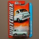 Matchbox 2013 MBX Adventure City '66 Dodge A100 Pickup (mint green)