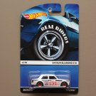 Hot Wheels 2015 Heritage Real Riders Datsun Bluebird 510