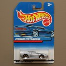 Hot Wheels 1998 Collector Series Ferrari F512M Testarossa (silver) (SEE CONDITION)