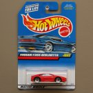 Hot Wheels 1999 Collector Series Ferrari F355 Berlinetta (red) (SEE CONDITION)