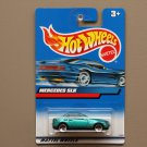 Hot Wheels 2000 Collector Series Mercedes SLK (teal)
