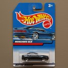Hot Wheels 1999 Collector Series Mercedes SLK (navy blue)