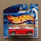 Hot Wheels 2002 First Editions Custom '69 Chevy Pickup (red)