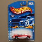 Hot Wheels 2001 Collector Series Austin Healey (red)