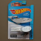 Hot Wheels 2015 HW City U.S.S. Enterprise NCC-1701 (Star Trek)