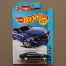 Hot Wheels 2015 HW City Cadillac Elmiraj (blue)