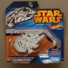 Hot Wheels 2015 Star Wars Ships Millennium Falcon