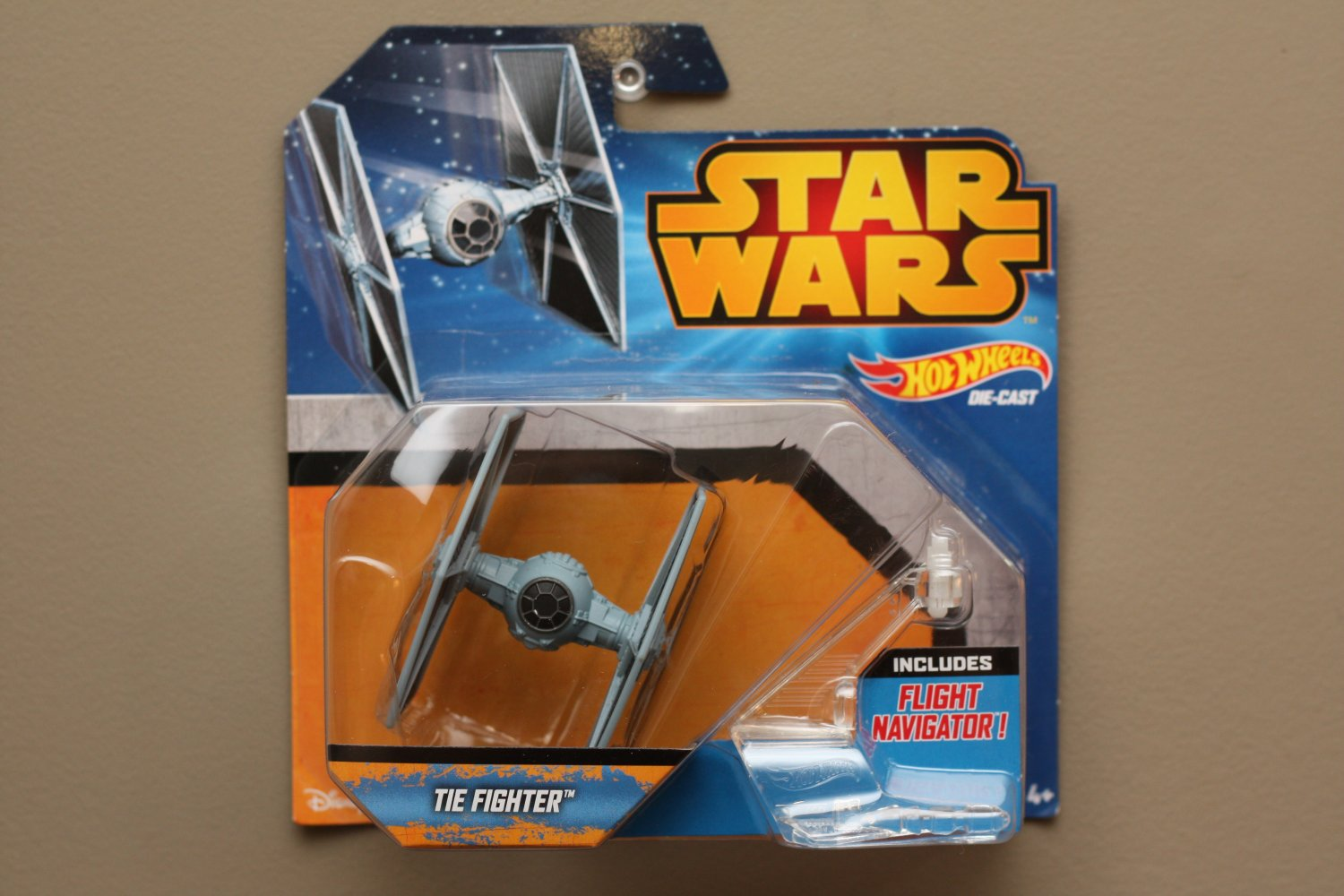 Hot Wheels 2015 Star Wars Ships Tie Fighter