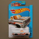 Hot Wheels 2015 HW City '83 Chevy Silverado (white - Toys R Us Excl.)