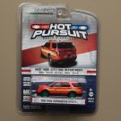 Greenlight Hot Pursuit Series 15 2014 Ford Interceptor Utility (NYC Fire Department) (Green Machine)