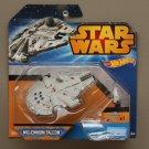 Hot Wheels 2015 Star Wars Ships Millennium Falcon (Original Trilogy)