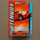 Matchbox 2013 MBX Adventure City BMW 1 M (orange)
