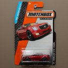 Matchbox 2014 MBX Adventure City Cadillac CTS Coupe (red)