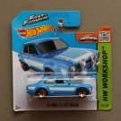 Hot Wheels 2015 '70 Ford Escort RS1600 (Fast & Furious) (SEE CONDITION)