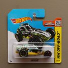 Hot Wheels 2015 HW Off-Road Enforcer (grey) (Treasure Hunt)