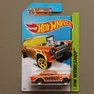 Hot Wheels 2015 HW Workshop '55 Chevy Bel Air Gasser (orange)