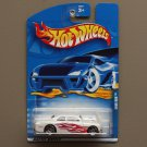 Hot Wheels 2001 Collector Series Shoe Box (white)