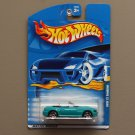 Hot Wheels 2001 Collector Series BMW Z3 Roadster (M Roadster) (teal)