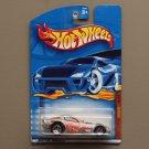 Hot Wheels 2001 Fossil Fuel Series Firebird Funny Car (silver)