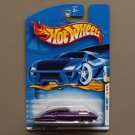 Hot Wheels 2001 First Editions Evil Twin (purple)
