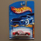 Hot Wheels 2001 Fossil Fuel Series Chevy Camaro Z-28 (red)