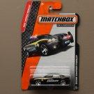 Matchbox 2014 MBX Heroic Rescue Dodge Charger Pursuit (black)