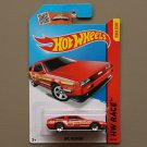 Hot Wheels 2015 HW Race DMC Delorean (red)