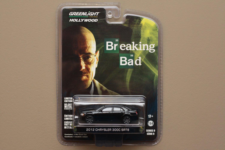 Greenlight Hollywood Series 9 2012 Chrysler 300C SRT8 (Breaking Bad)