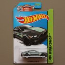 Hot Wheels 2015 HW Workshop '15 Ford Mustang GT (grey)
