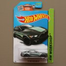 Hot Wheels 2015 HW Workshop '15 Ford Mustang GT (grey) (SEE CONDITION)