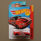 Hot Wheels 2015 HW Race Custom '15 Ford Mustang (red) (SEE CONDITION)