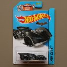 Hot Wheels 2015 HW City Batman Arkham Asylum Batmobile (black)