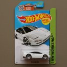 Hot Wheels 2015 HW Workshop '90 Acura NSX (white)