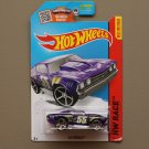 Hot Wheels 2015 HW Race '69 Chevelle (Tooned) (purple)