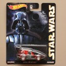 Hot Wheels 2015 Pop Culture Star Wars Spoiler Sport (Darth Vader)