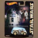 Hot Wheels 2015 Pop Culture Star Wars Quick D-Livery (R2-D2)