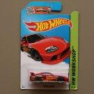 Hot Wheels 2015 HW Workshop Toyota Supra (red)