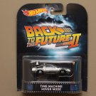 Hot Wheels 2015 Retro Entertainment Delorean Time Machine (Hover Mode) (Back To The Future Part II)