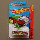 Hot Wheels 2015 HW Race Rogue Hog (red) (Treasure Hunt)