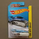Hot Wheels 2015 HW Off-Road Tread Air (blue/white) (Treasure Hunt)