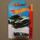 Hot Wheels 2015 HW Race '15 Jaguar F-Type Project 7 (green)