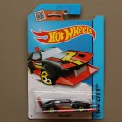 Hot Wheels 2015 HW City Mad Manga (black) (SEE CONDITION)