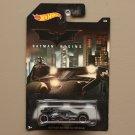 Hot Wheels 2015 Batman Series Batman Begins Batmobile (The Tumbler)
