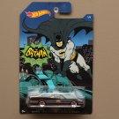 Hot Wheels 2015 Batman Series COMPLETE SET OF 6 Batmobiles