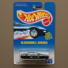 Hot Wheels 1991 Collector Series Oldsmobile Aurora (police black)